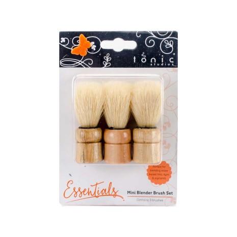 Tonic Studios Mini Blending Brush Set 1558E