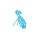 Tonic Studios Rococo Petite Die – Golf Clubs 1324E