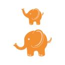 Tonic Studios Baby Rococo – Adorable Elephants 1272E