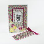 Tonic Studios Bunched Bouquet Stamp Set – Modern Buttonhole 1362E