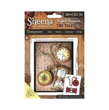 Sheena Douglass Time Traveller Dies - Timepieces UTGÅENDE