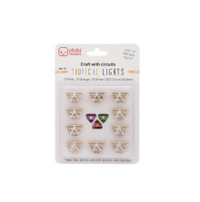 Chibitronics Chibi Lights LED 30pack - Tropical