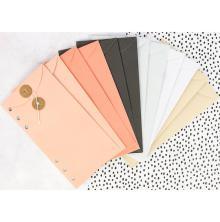 Prima My Prima Planner String Tie Envelope Inserts 12/Pkg