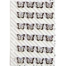 Prima My Prima Planner Mini Plannerflies 24/Pkg - Black & White