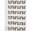 Prima Marketing My Prima Planner Mini Plannerflies 24/Pkg - Black & White