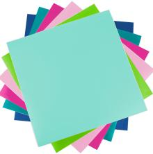 Silhouette Vinyl Sampler Pack 12X12 6/Pkg (on A Roll) - Bright