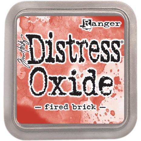 Tim Holtz Distress Oxide Ink Pad - Fired Brick