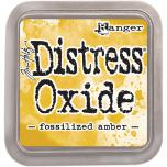 Tim Holtz Distress Oxides Ink Pad - Fossilized Amber