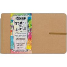 Dylusions Creative Flip Journal 8X5