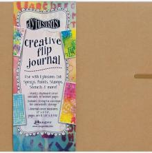 Dylusions Creative Flip Journal - 12X8.5