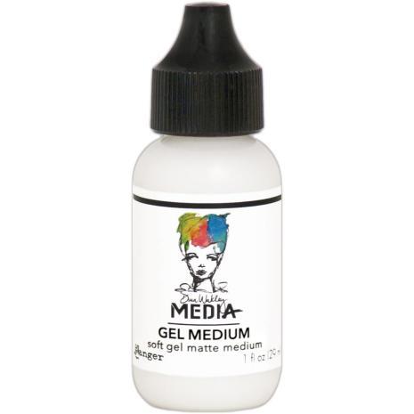 Dina Wakley Media Soft Gel Medium 29ml Tube