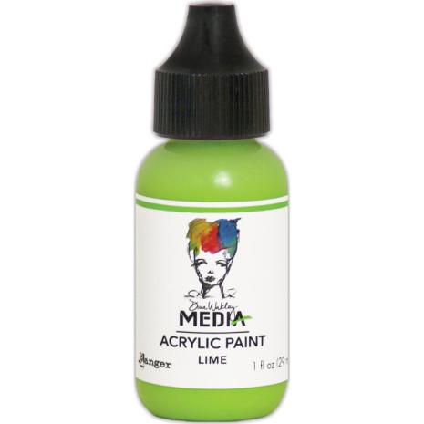 Dina Wakley Acrylic Paint 29ml - Lime