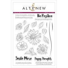 Altenew Clear Stamp 23/Pkg - Smile More