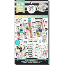 Me & My Big Ideas Happy Planner Sticker Value Pack - Fitness