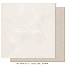 Maja Design Monochromes 12X12 Shades of Sofiero - White/Sand