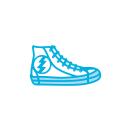 Tonic Studios Rococo Kids – Canvas Sneaker 1471E