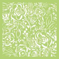 Kaisercraft Designer Template 6X6 - Botanical