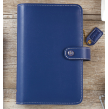 Websters Pages Personal Planner Kit - Navy UTGÅENDE