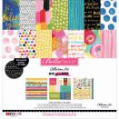 Bella Blvd Collection Kit 12X12 - Make Your Mark W/Gold Foil