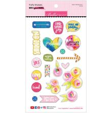 Bella Blvd Puffy Stickers - Make Your Mark UTGÅENDE
