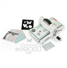 Sizzix Big Shot White/Grey Starter Kit