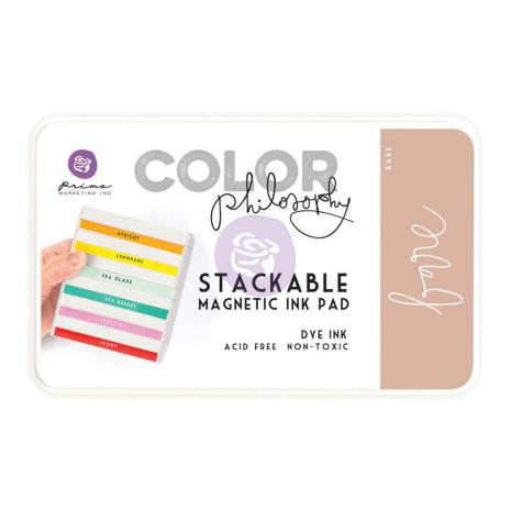 Prima Color Philosophy Dye Ink Pad - Bare