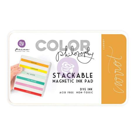 Prima Color Philosophy Dye Ink Pad - Carrot