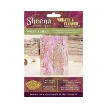 Sheena Douglass Create a Flower Metal Die - What a Mesh! UTGÅENDE