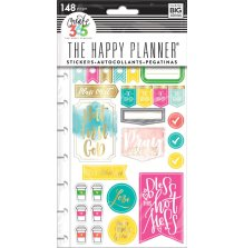 Me & My Big Ideas Create 365 Planner Stickers - Faith Gratitude