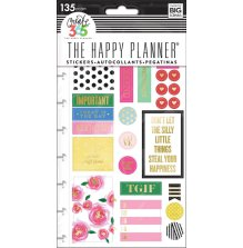 Me & My Big Ideas Create 365 Planner Stickers - Make It Happen
