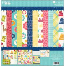 Jillibean Soup Collection Pack 12X12 - Souper Celebration UTGÅENDE