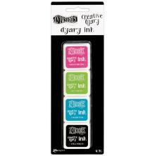 Dyan Reaveleys Dylusions Creative Dyary Ink Set