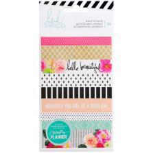 Heidi Swapp Memory Planner Washi Sticker Sheets 3/Pkg UTGÅENDE