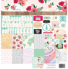 Websters Pages Collection Pack 12X12 - A New Day UTGÅENDE