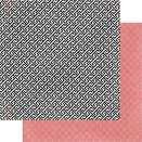 Heidi Swapp Magnolia Jane Double-Sided Cardstock 12X12 - Belle