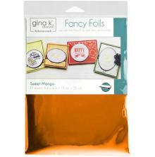 Thermoweb Gina K Designs Deco Foil 6X8 - Sweet Mango
