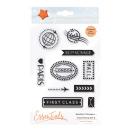 Tonic Studios Jetsetters Passport – Travel Stamp 2 1641E