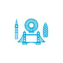 Tonic Studios Rococo – London Landmarks 1628E