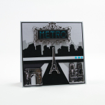 Tonic Studios Rococo – City Skyline 1631E