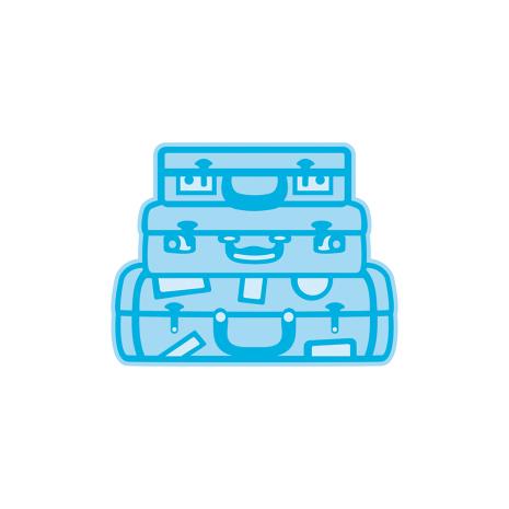 Tonic Studios Rococo Plus – Travelers Luggage 1625E