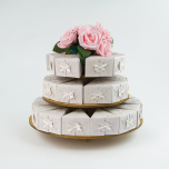Tonic Studios Dimensions – Cake Slice Box Die Set 1650E