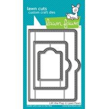 Lawn Fawn Custom Craft Dies - Lift The Flap