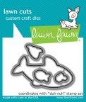 Lawn Cuts Custom Craft Die - Duh-nuh