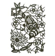 Tim Holtz Sizzix Thinlits Die - Paper-Cut Bird