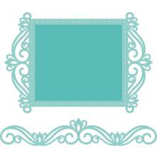 Kaisercraft Decorative Die - Lace Top