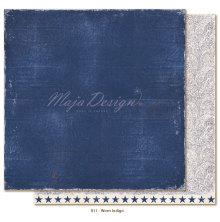 Maja Design Denim & Friends 12X12 - Worn Indigo