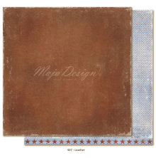 Maja Design Denim & Friends 12X12 - Leather