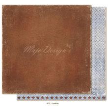 Maja Design Denim & Friends 12X12 - Leather