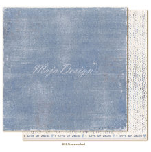 Maja Design Denim & Friends 12X12 - Stonewashed