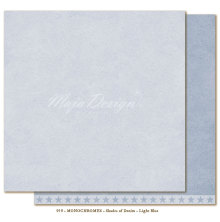 Maja Design Monochromes 12X12 Shades of Denim - Light Blue